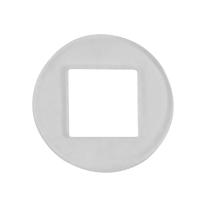 Griffring Transparent 15,8mm i.A. Türgriffen von GPF Baubeschlag