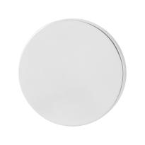 Blindrosette GPF0900.45 50x6mm Edelstahl poliert