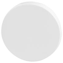 Blindrosette GPF6900VW 53x6mm weiß eintönig