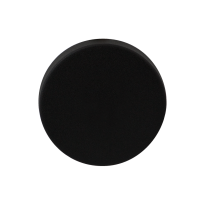 Blindrosette GPF8900.05 50x6mm schwarz