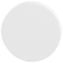 Blindrosette GPF8900VW 53x6mm weiß