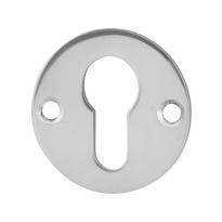Zylinderrosette GPF0902.46 50x2mm Edelstahl poliert
