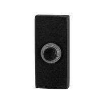 Türklingel GPF8826.01 rechteckig 70x32x10mm schwarz
