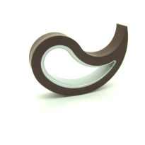 Türstopper Stoppy braun, 10x8x2 cm