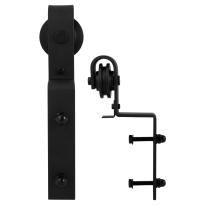 GPF0500.61 separater Schrankwandhänger Lanka schwarz