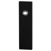 Kurze Schild GPF8100.15 schwarz