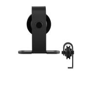 GPF0508.61 separater Schiebetürhänger Mutka schwarz