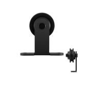 GPF0510.61 separater Schiebetürhänger Osa schwarz