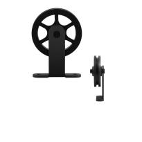 GPF0503.61 separater Schiebetürhänger Suuri schwarz