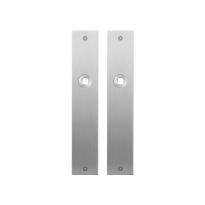 Platte Schild GPF1100.26 edelstahl gebürstet