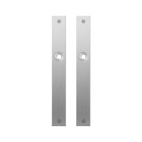Platte Schild GPF1100.28 edelstahl gebürstet