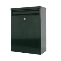 Mailbox grün, 470x340x170 mm