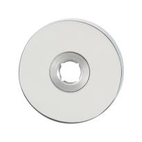 Rosette GPF1100.40 50x8mm Edelstahl poliert