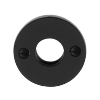 Rosette GPF6100.00 53x5mm Schmiedeeisen schwarz