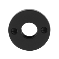 Rosette GPF6100.05 51x4mm Schmiedeeisen schwarz