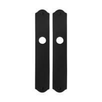 Schild GPF6100.22 Schmiedeeisen schwarz