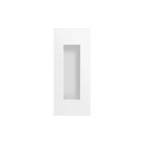 Schiebetürmuschel Weiss GPF8715.62B