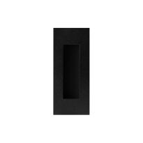 Schiebetürmuschel Schwarz GPF8715.61B