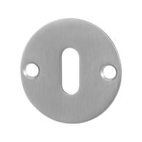 Schlüsselrosette GPF0901.06 50x2mm Edelstahl gebürstet
