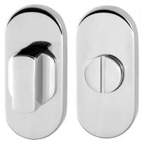 Toilettengarnituren GPF0903.44 70x32mm Toilettenstift 8mm Edelstahl poliert