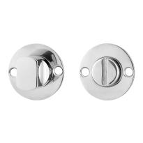 Toilettengarnituren GPF0903.47 38x2mm Toilettenstift 8mm Edelstahl poliert
