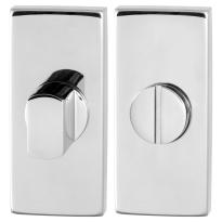 Toilettengarnituren GPF0904.41 70x32mm Toilettenstift 5mm Edelstahl poliert