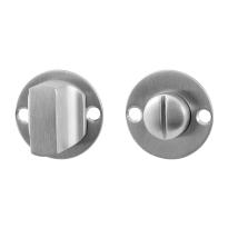Toilettengarnituren GPF0911.07 38x2mm Toilettenstift 5mm Edelstahl gebürstet Großer Knopf