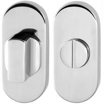 Toilettengarnituren GPF0911.44 70x32mm Toilettenstift 5mm Edelstahl poliert Großer Knopf