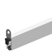 Türbodendichtung Uni-Proof Kunststoff Aluminium