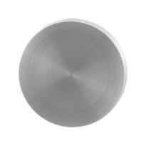 Blindrosette GPF0900.00 50x8mm Edelstahl gebürstet