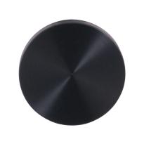 Blindrosette GPF0900VRP1 53x6mm PVD Anthrazit