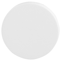 Blindrosette GPF8900.40 50x8mm weiß