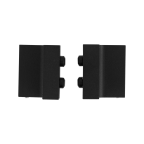 Türstopper Schiebetürensystem GPF0580.61 schwarz