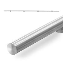 GPF0572.09 Schiebetürschienen 200 cm Edelstahl