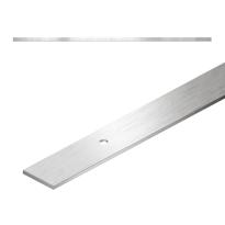 GPF0570.09 Schiebetürschienen 200 cm Edelstahl