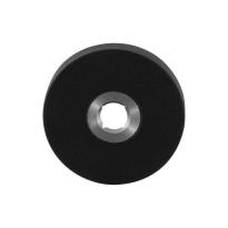Rosette GPF8100.05 50x6mm schwarz