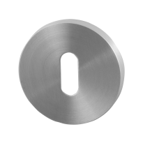 Schlüsselrosette GPF0901VR 53x6,5mm Edelstahl gebürstet