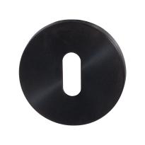 Schlüsselrosette GPF0901VRP1 53x6,5mm PVD Anthrazit