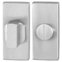 Toilettengarnituren GPF0903.01 70x32mm Toilettenstift 8mm Edelstahl gebürstet