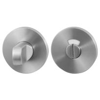 Toilettengarnituren GPF0903VR 53x6mm Toilettenstift 8mm Edelstahl gebürstet