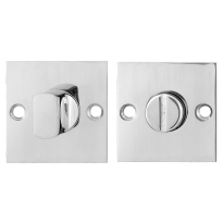Toilettengarnituren GPF0904.48 50x50x2mm Toilettenstift 5mm Edelstahl poliert
