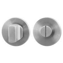 Toilettengarnituren GPF0910.05 50x6mm Toilettenstift 8mm Edelstahl gebürstet Großer Knopf