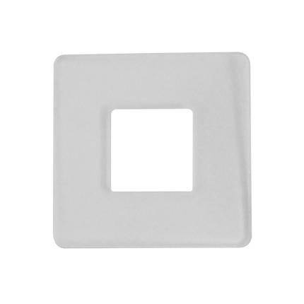 Griffring Transparent 19x19mm i.A. Türknopfen von GPF Baubeschlag