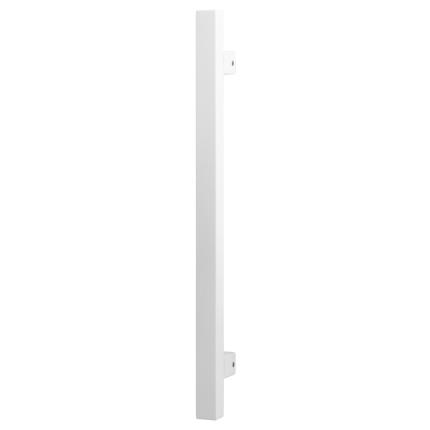 Stoßgriff T-Modell GPF10 Weiß