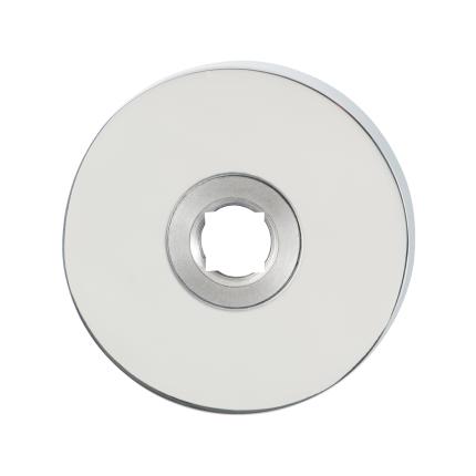 Rosette GPF1100.45 50x6mm Edelstahl poliert