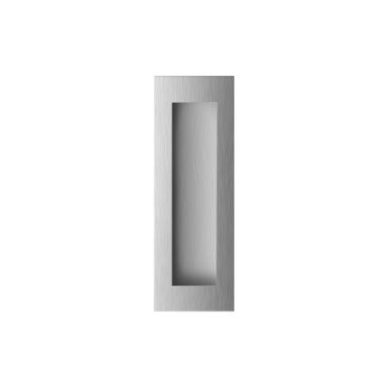 Schiebetürmuschel Edelstahl gebürstet GPF0715.09A