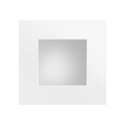 GPF8714.62E Weiss Schiebetürgriff quadratisch 70x70mm
