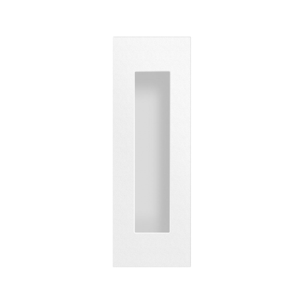 Schiebetürmuschel Weiss GPF8715.62C