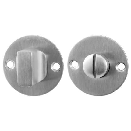 Toilettengarnituren GPF0911.06 50x2mm Toilettenstift 5mm Edelstahl gebürstet Großer Knopf