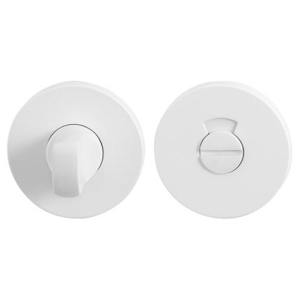 Toilettengarnituren GPF6903VW 53x6mm Toilettenstift 8mm weiß eintönig